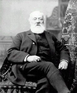 Antonio Meucci, uitvinder van de telefoon