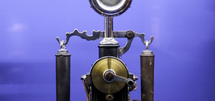 uitvinding telefoon