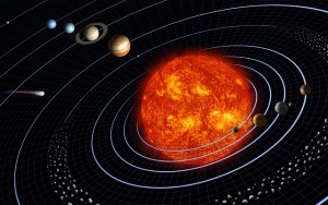 zonnenstelsel