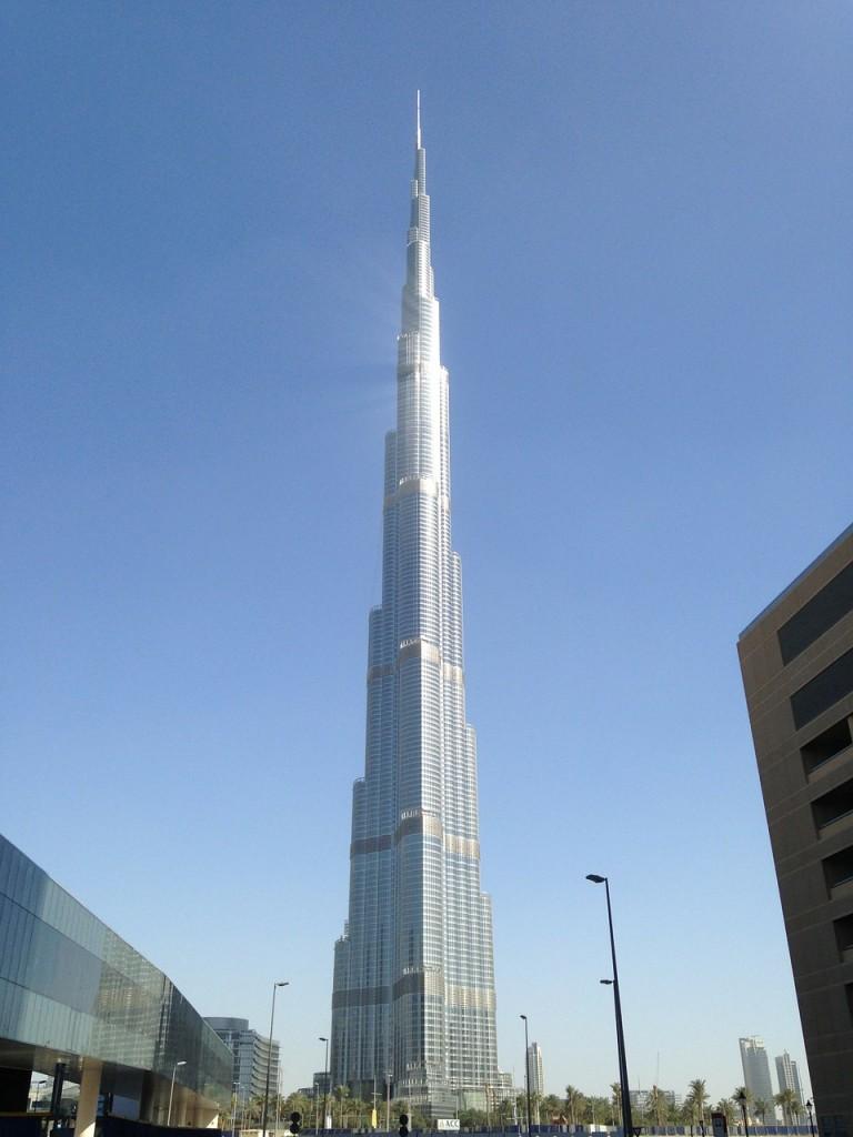 Hoogste gebouw ter wereld