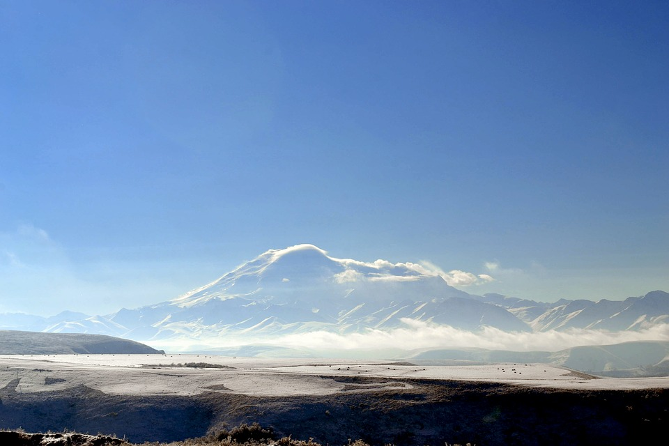 Elbroes, hoogste berg Europa