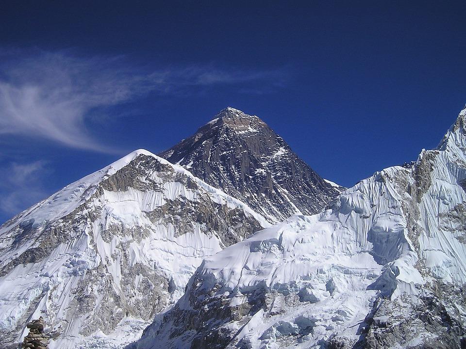 hoogste berg ter wereld