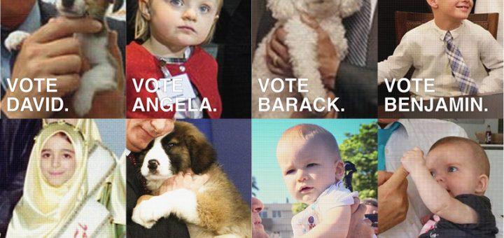 Petting Politics And Other Cute Propaganda