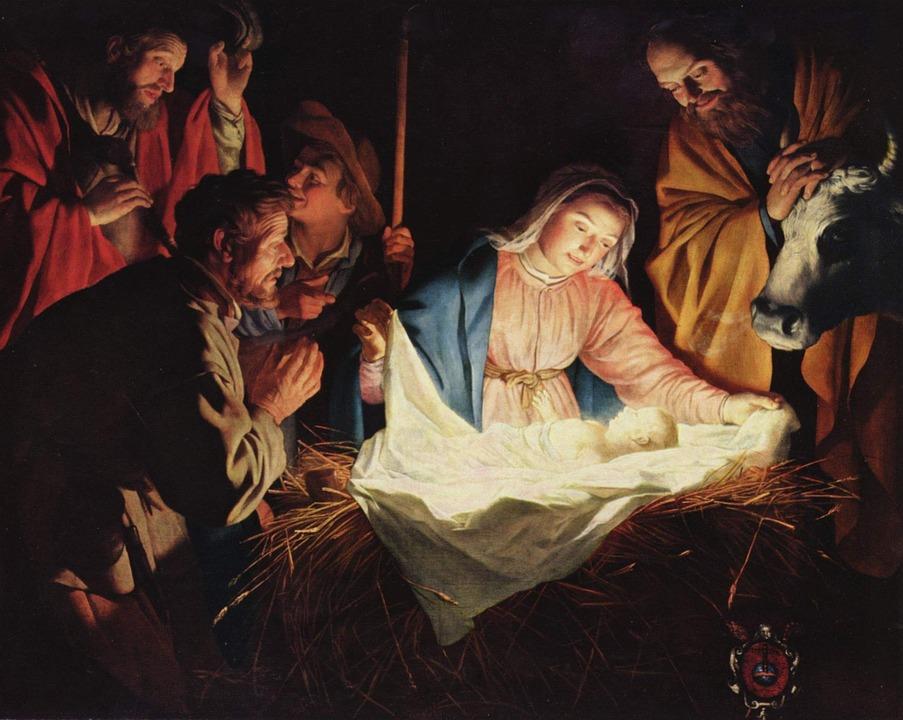 kerstmisjezus