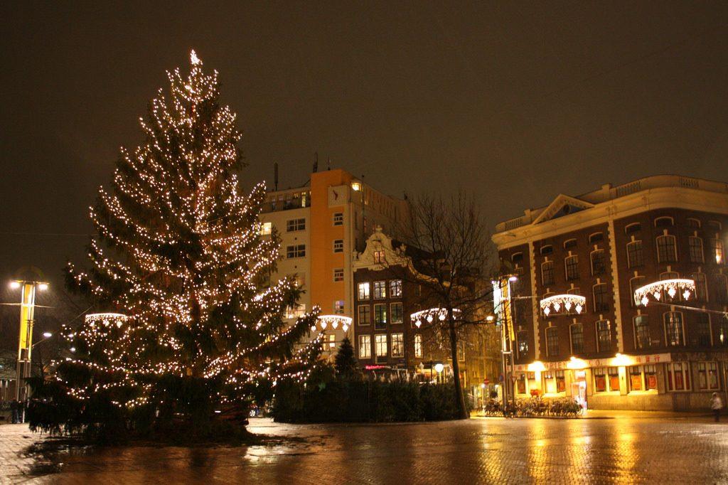 kerstmiskerstboom