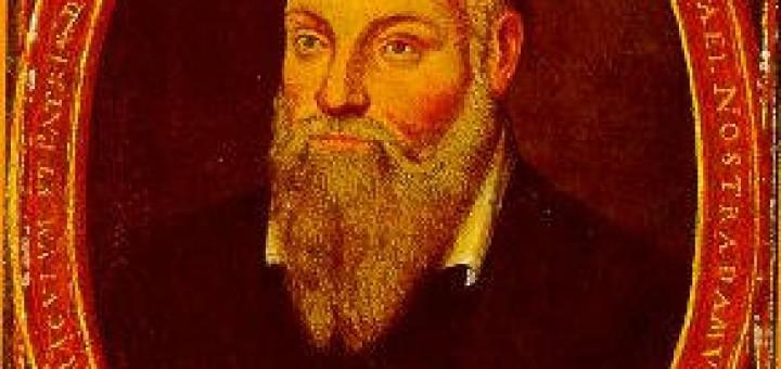 Nostradamus de voorspeller