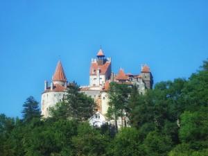 Het kasteel van Vlad Dracula in Walachije