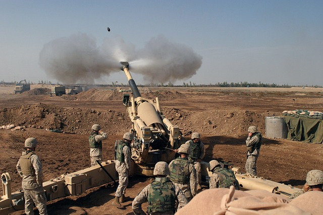 army howitzer