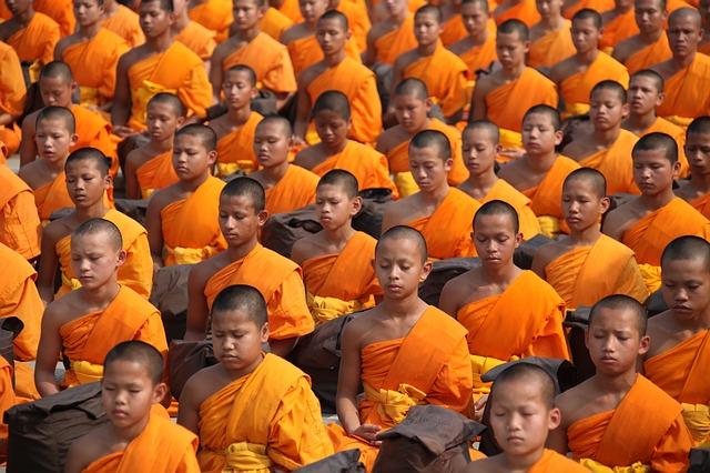 boeddhisten thailand