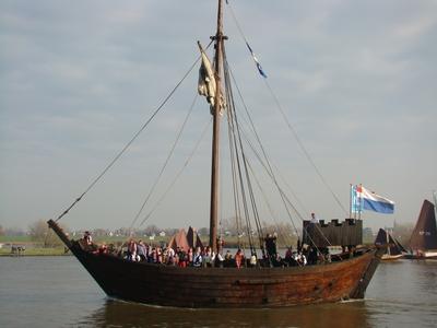 koggeschip Nederlandse Hanzesteden