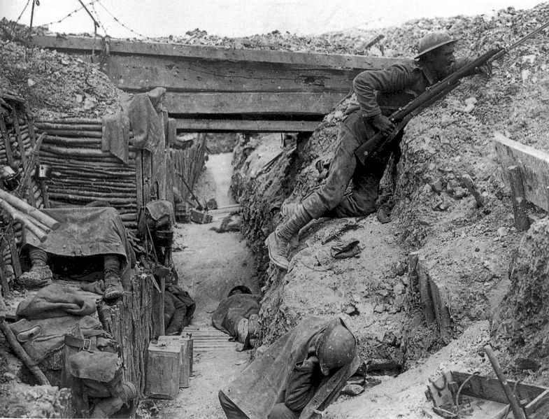 ww1trenches