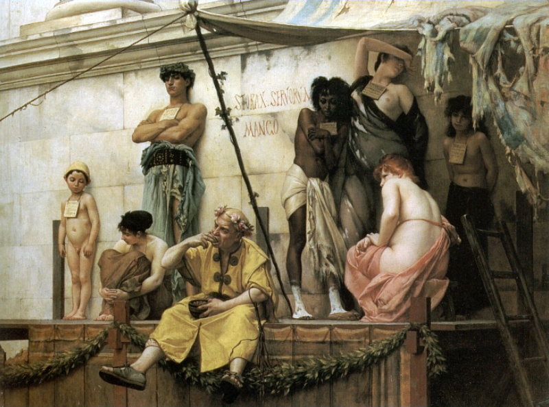 slavernijromeinen
