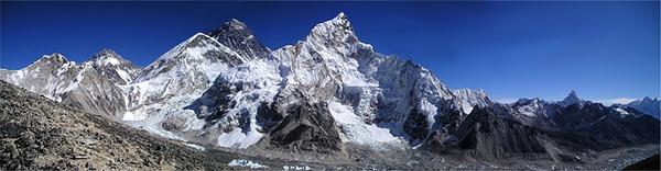 Mount Everest, grootste berg