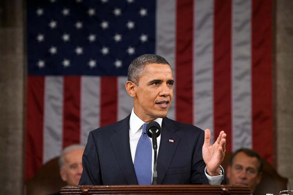 Preident Amerika Barack Obama
