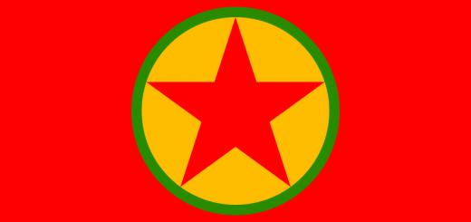 PKK Vlag