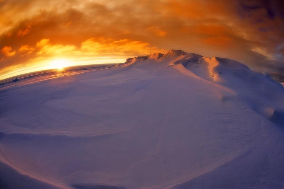 Laagste temperatuur ooit Zuidpool