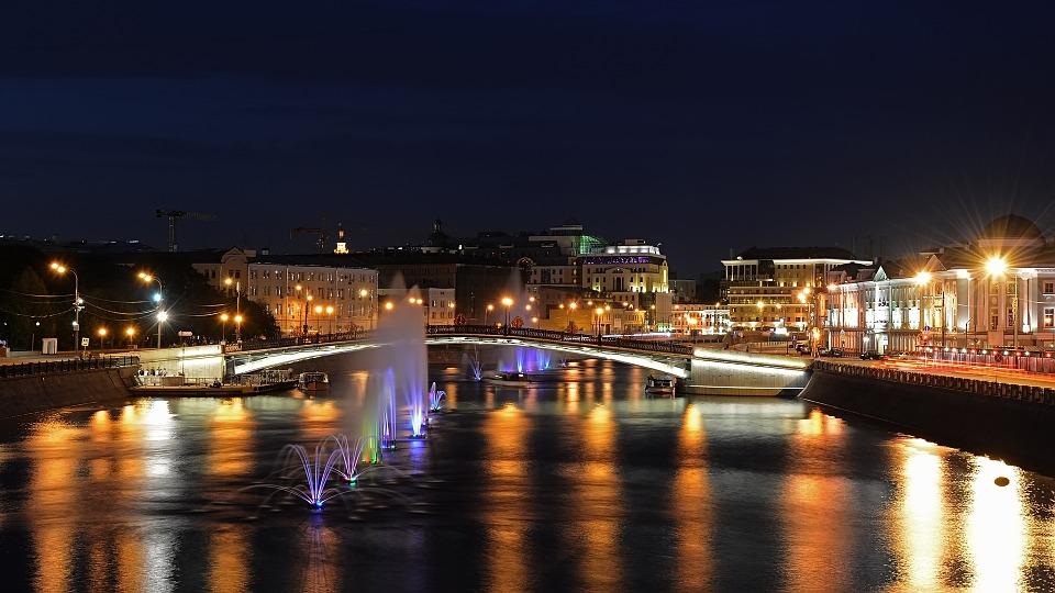 Russische stad Moskou