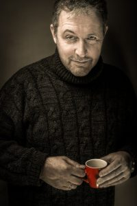Mark Isarin zelfportret