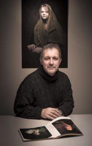 Mark Isarin zelfportret 2