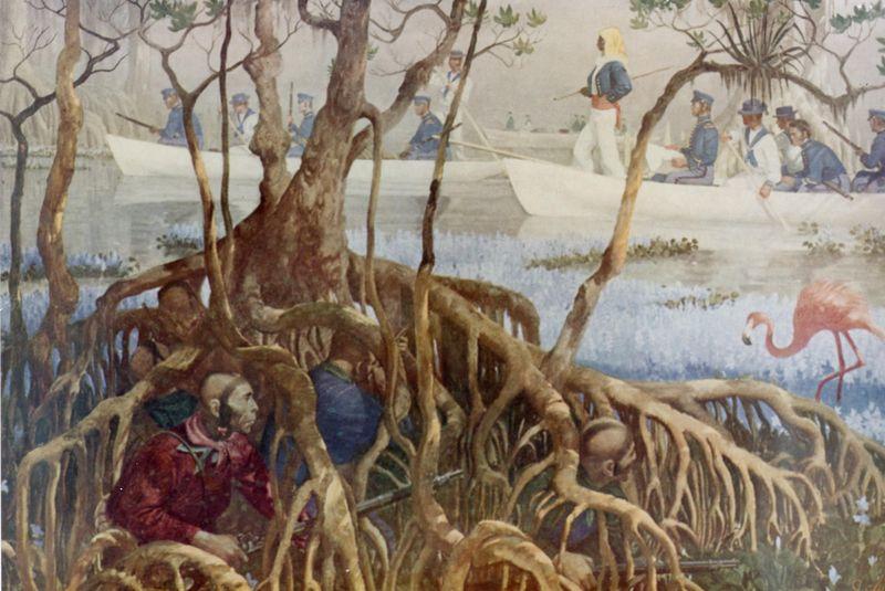 Oorlog Amerika indianen