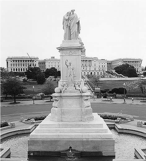 Monument Oorlogen Amerika