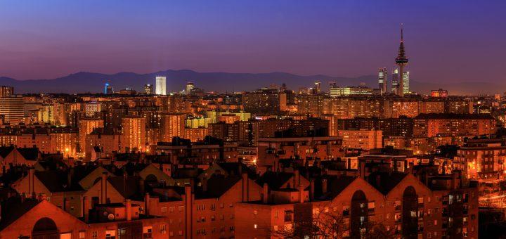 Madrid Spanje