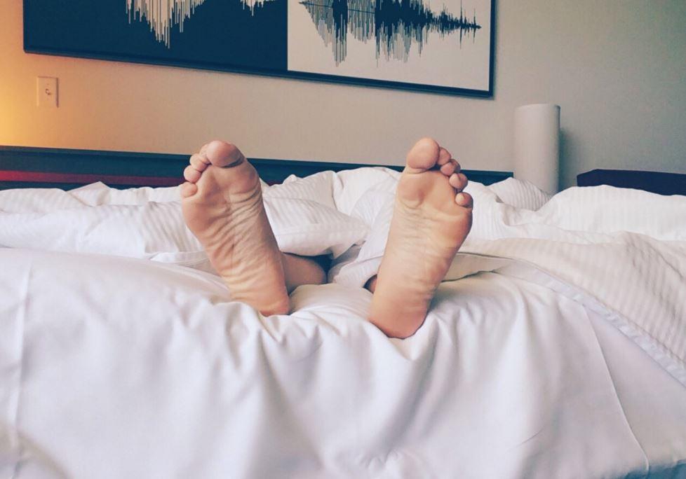 slapen meditatie