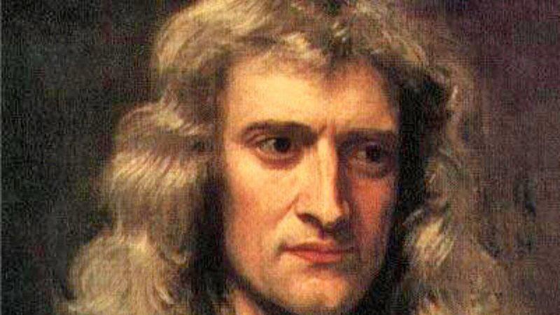 isaac newton alchemist